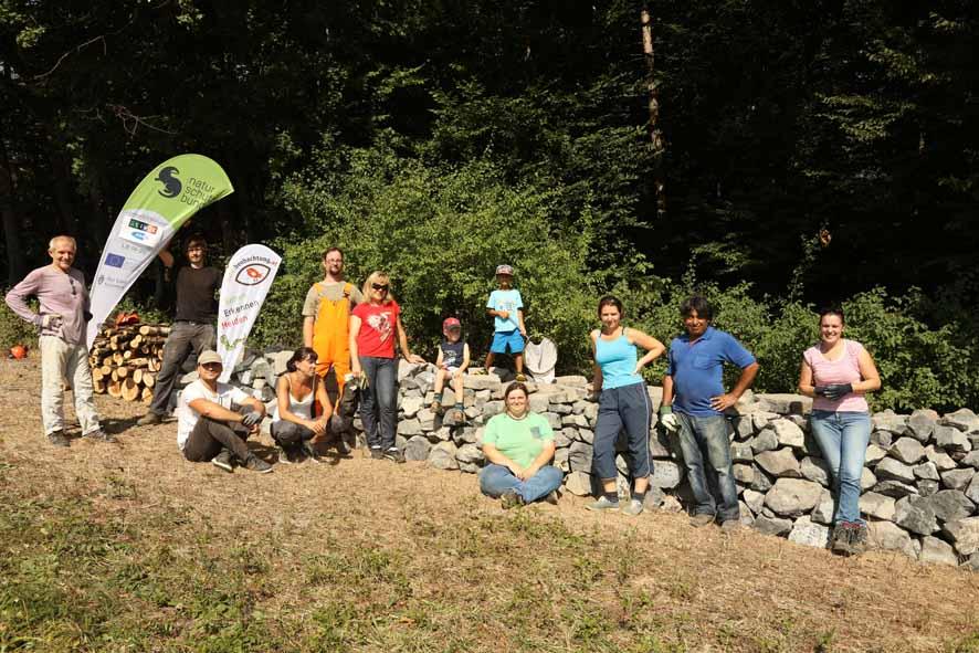 Green Belt Camp Höll St Anna Am Aigen Naturschutzbund Steiermark